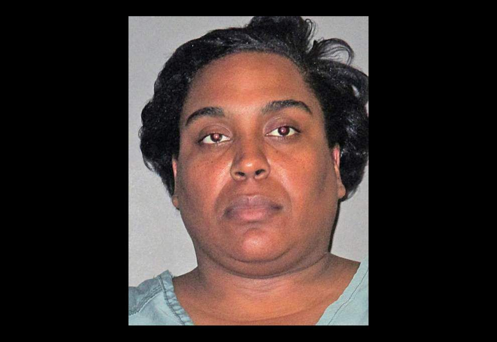 Baton Rouge woman accused of beating son, 11, with broomstick, belt after suspension from school _lowres