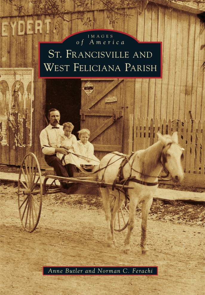 Images of West Feliciana featured in new book _lowres