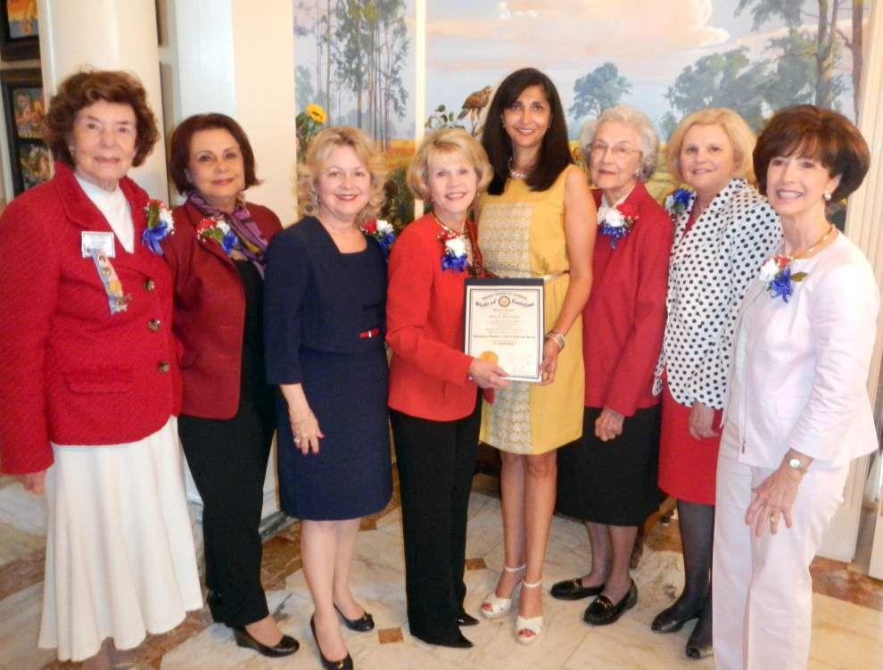 Republican Women's Club of Jefferson Parish celebrates 50th anniversary _lowres