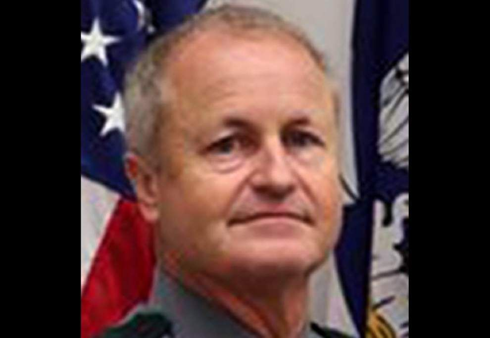 Joey Broussard new LDWF Enforcement Division head _lowres