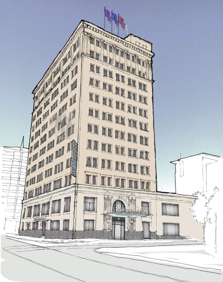 Wampold Property Will Be Marriott Autograph Hotel In Downtown Baton Rouge Lowres