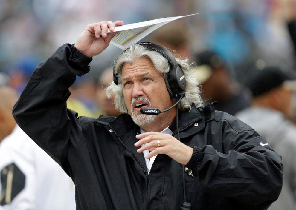 Rob Ryan says Saints weren't running his defensive scheme: 'I did a damn good job and got fired for it' _lowres