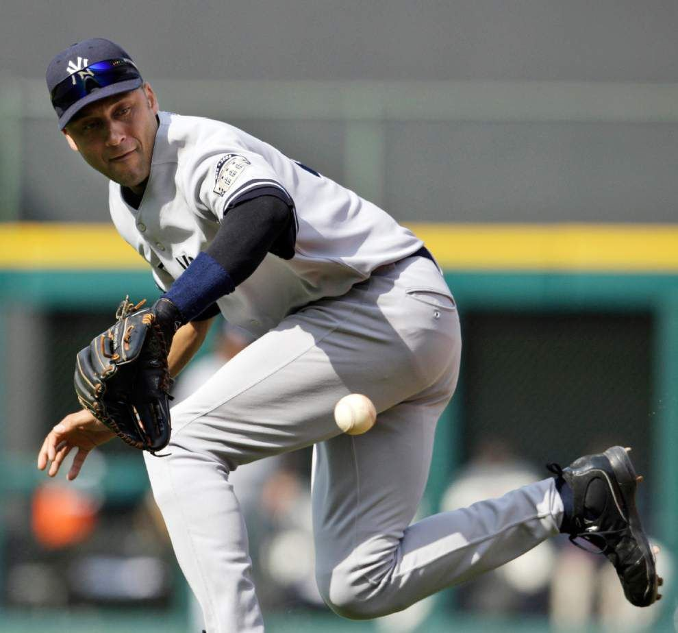 How the Yankees found their captain, Derek Jeter _lowres