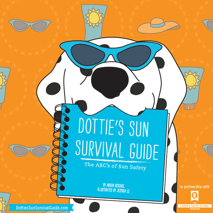Dottie's Sun Survival Guide cover