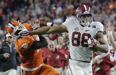 Alabama Receivers Galore Football