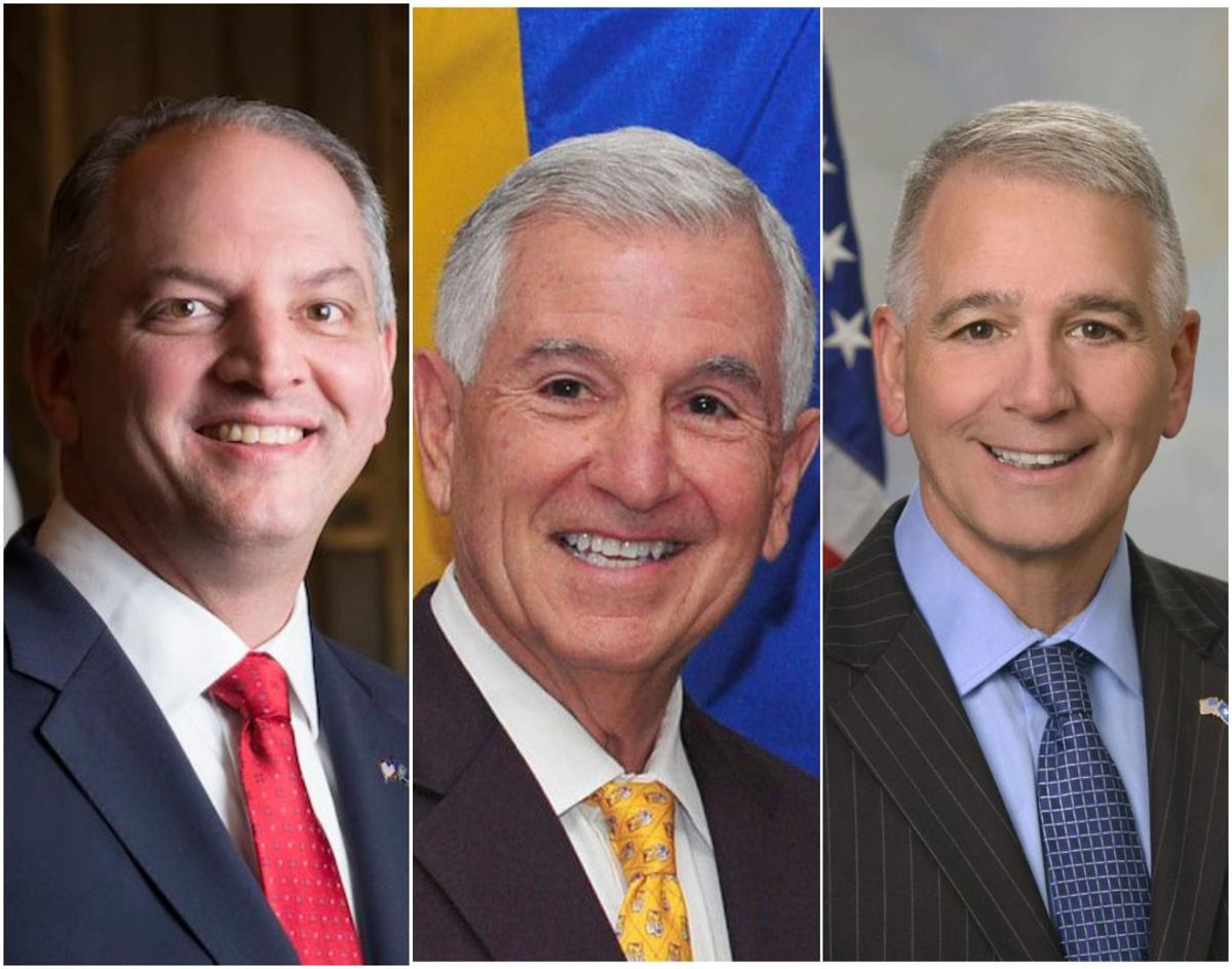 3 Governor Candidates