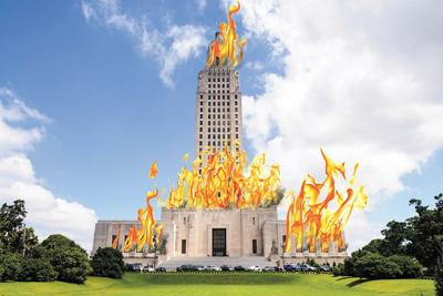 Louisiana legislature a study in chaos_lowres