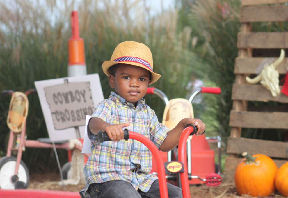 Zachary Early Learning Center holds Tricycle Trailriders fundraiser _lowres