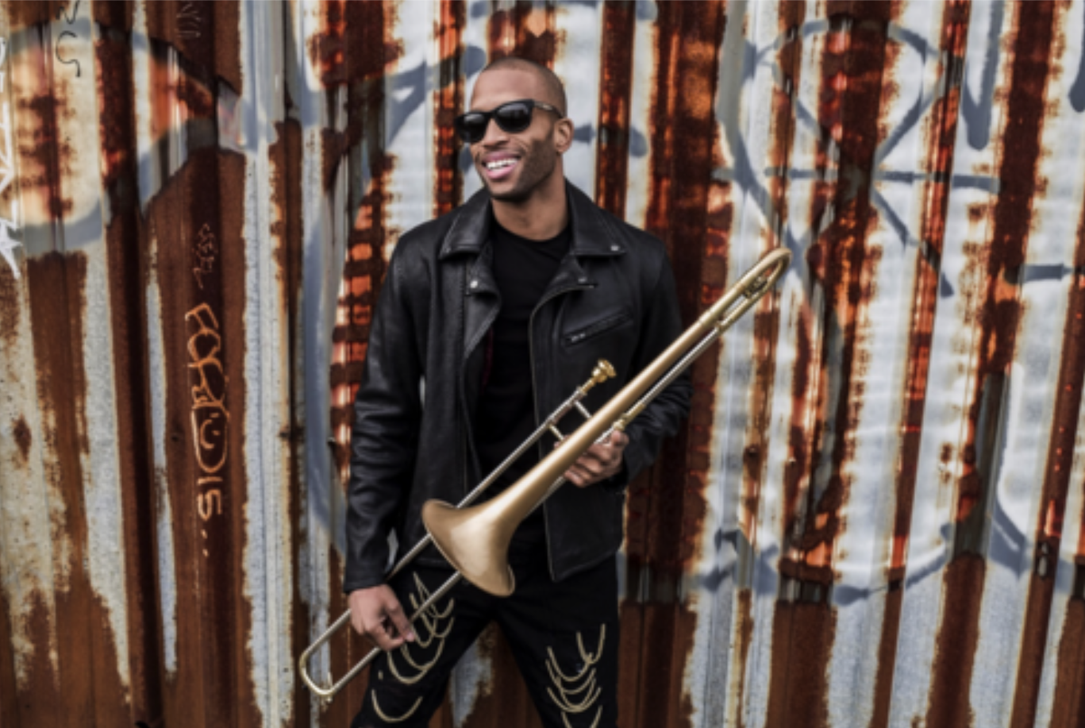 """Listen to Trombone Shorty's cover of """"Here Come the Girls"""" from his upcoming album_lowres"""