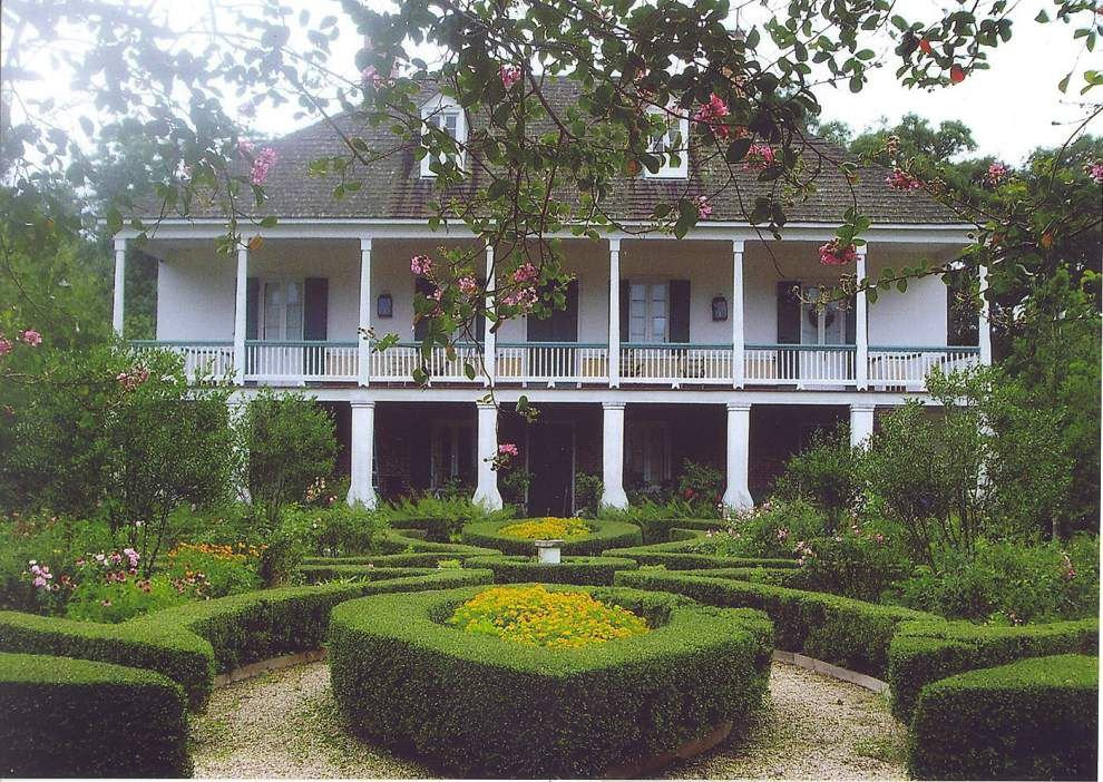 Lsu Hilltop Arboretum Symposium To Highlight 'La. Garden Heritage