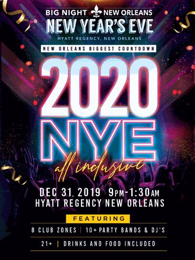 Big Night NYE 2019