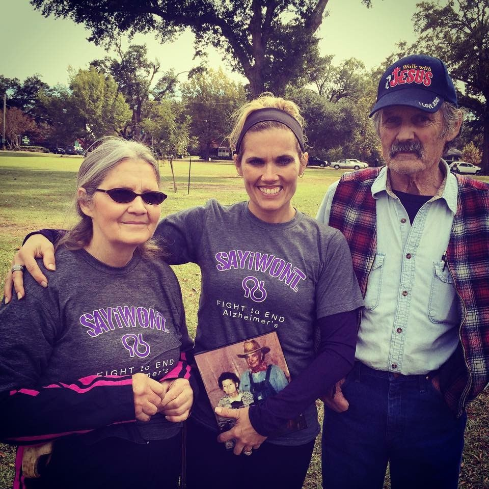 Living with Alzheimer's disease: One family's story_lowres