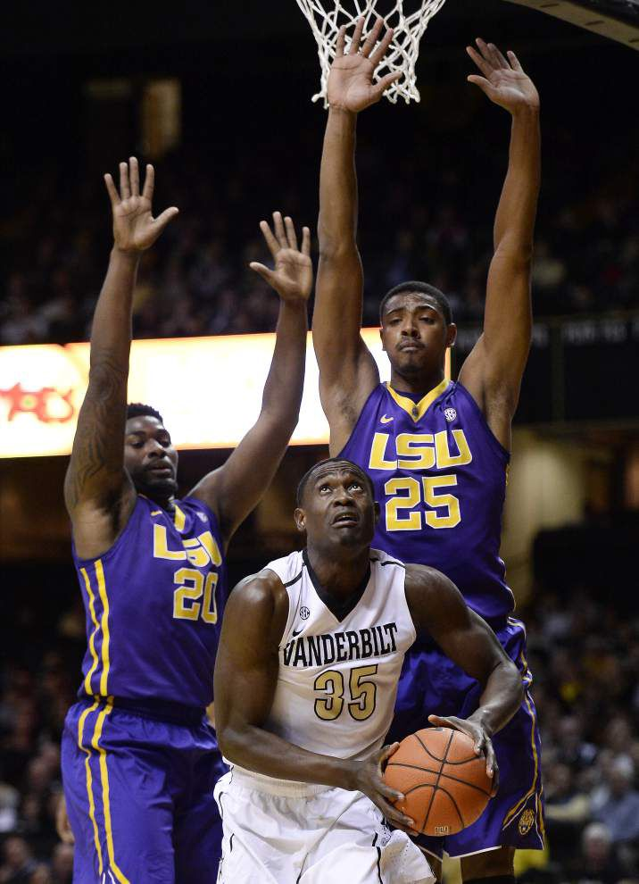 Rejuvenated offense, stingy defense helped LSU rally past Vanderbilt _lowres