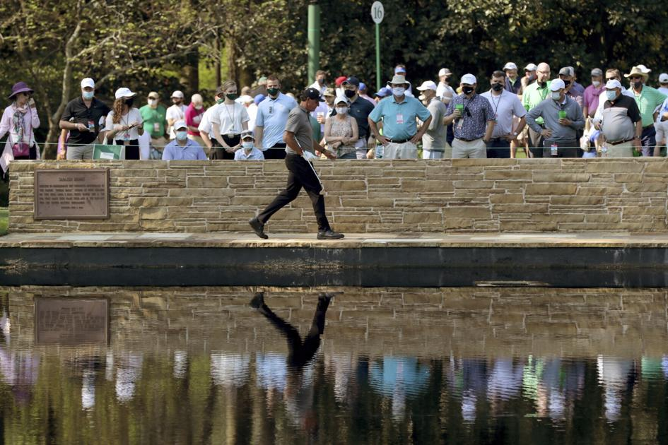 'This is God's country': Our annual compliation of stuff people say at the Masters