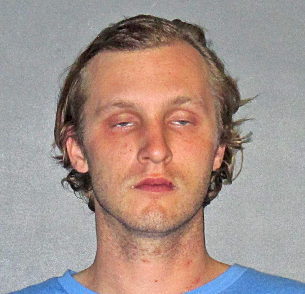 Attempted candy theft leads to police chase and Gonzales man's arrest _lowres