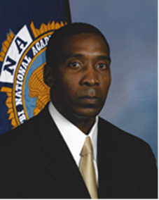 Louisiana State Police Col. Lamar A. Davis