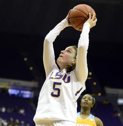 Video: Kenney says LSU has earned the right to be in NCAA tournament _lowres