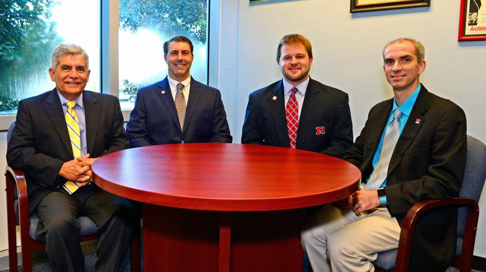 Archbishop Rummel High School's new principal begins work _lowres
