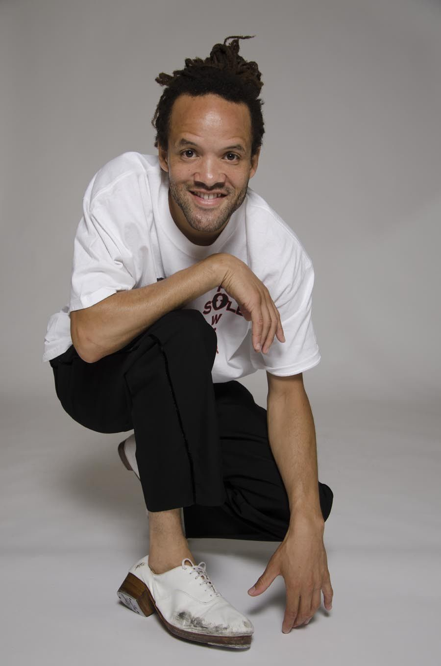 'I've never been afraid to try a dance move': Savion Glover taps into Jazz Fest_lowres