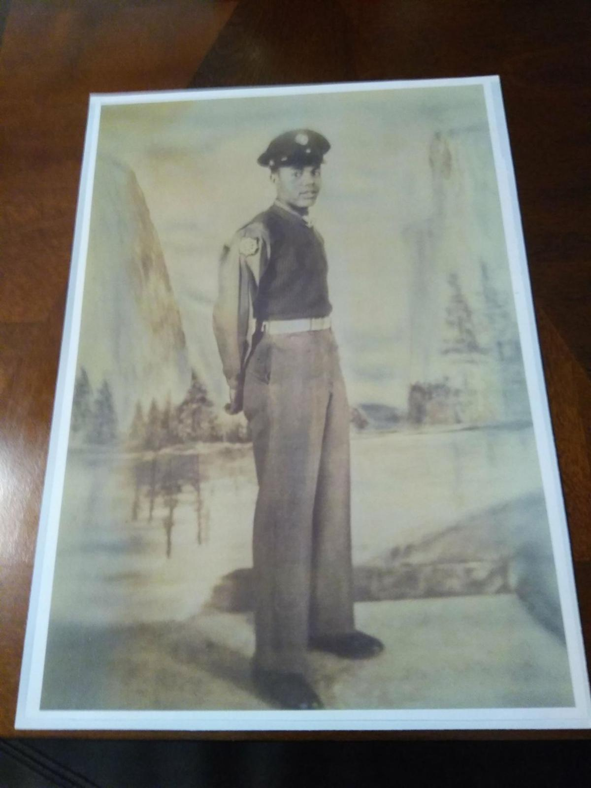 Saymon Jefferson, in his Army uniform.jpg