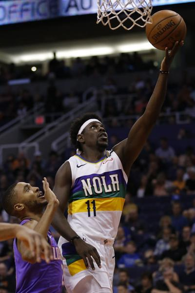 Pelicans Suns Basketball
