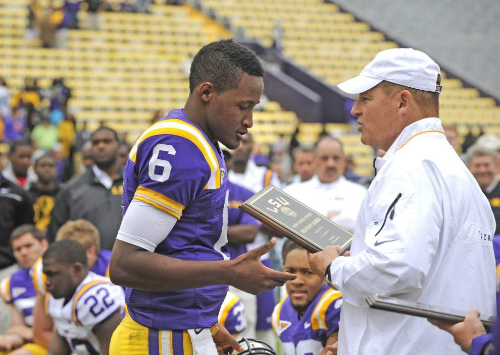 LSU spring football game to be televised on SEC Network; familiar faces to call action _lowres