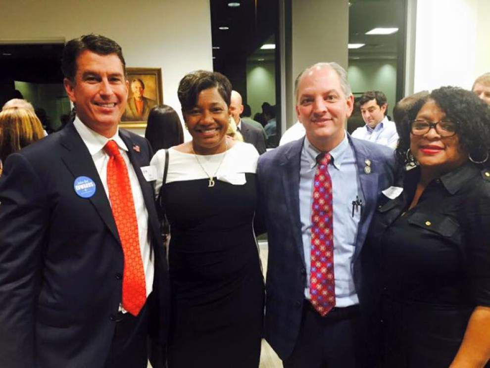 Campaigns trade allegations on John Bel Edwards' absence from event at Southern University _lowres