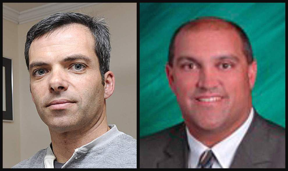 Garber, Leger head to runoff election Nov. 21 for Lafayette Parish sheriff _lowres