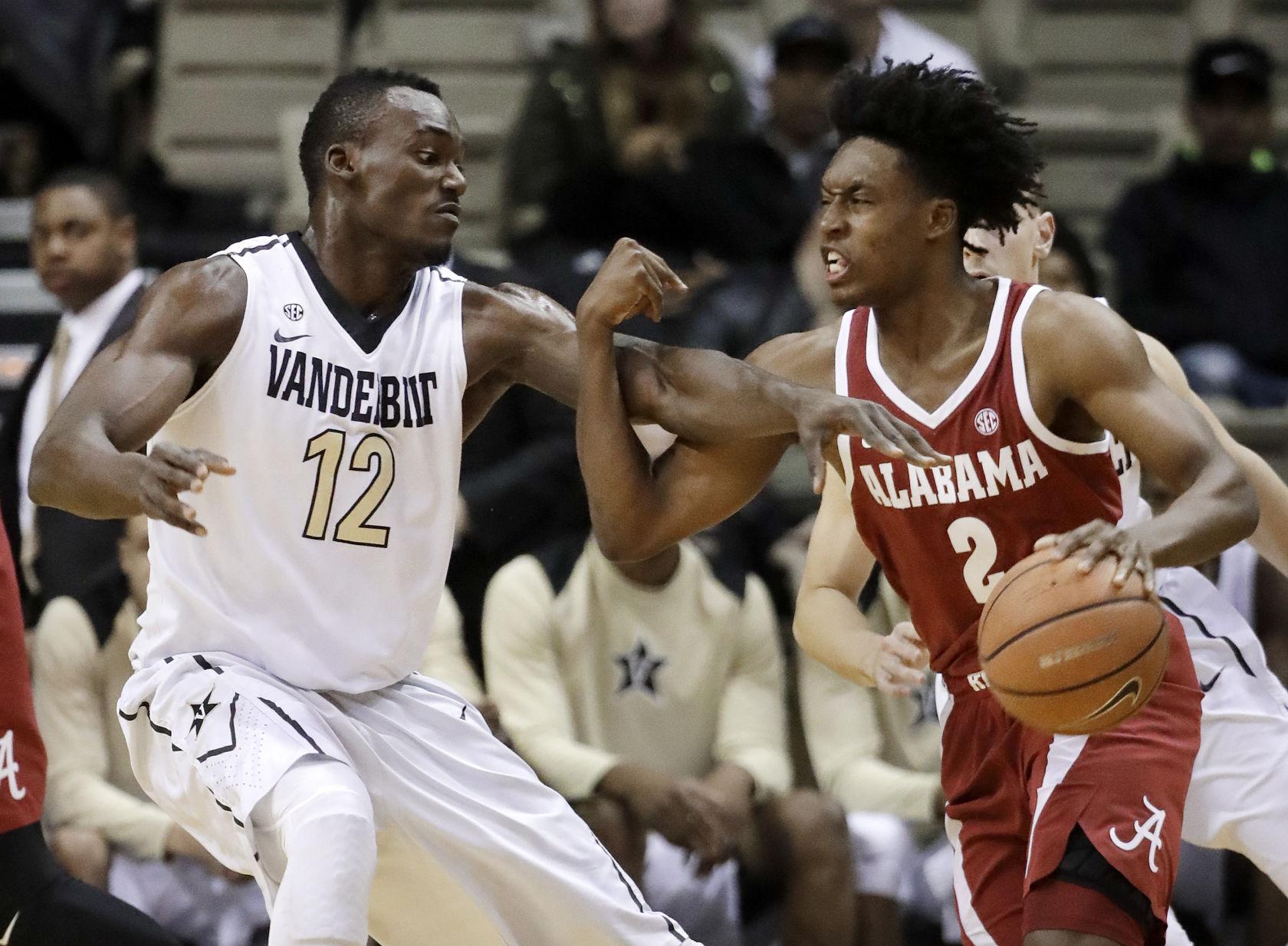 A new challenge for LSU basketball team: Collin Sexton and big ...