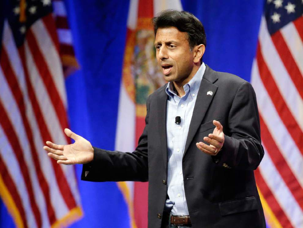 Bobby Jindal asks Obama for info on Syrian refugees following Paris attacks _lowres