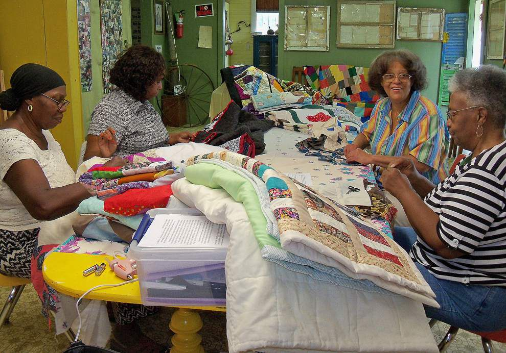 Creole Quilters keeping heritage alive one stitch at a time _lowres