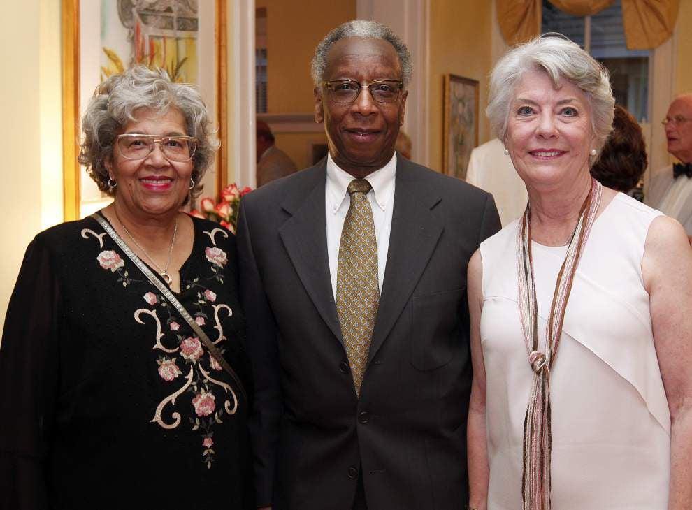 Nell Nolan: New Orleans Ballet Association, Golden Eagle Luncheon, Order of St. Lazarus _lowres