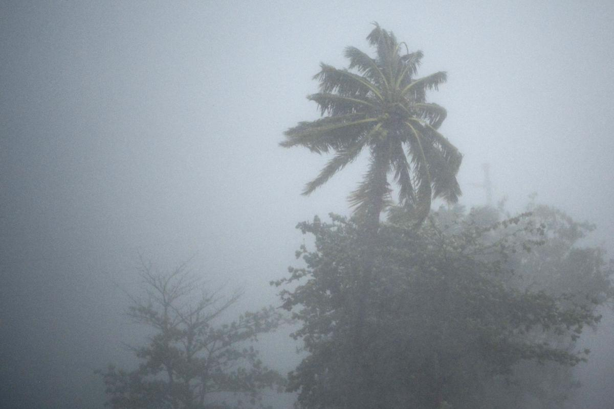 Irma lashes at Puerto Rico, leaves tiny Barbuda devastated