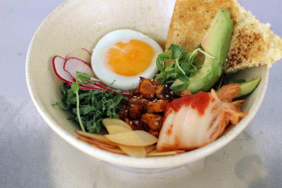 Embracing a new grain   for a fresh take on bibimbap bowls _lowres