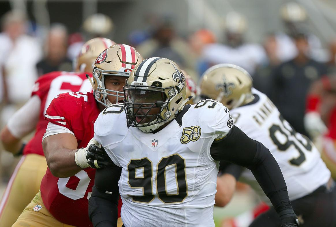 Saints 49ers Football