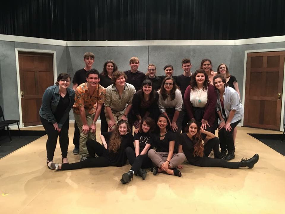 Theater Club At Lsmsa Sponsors Performances Of The Odd