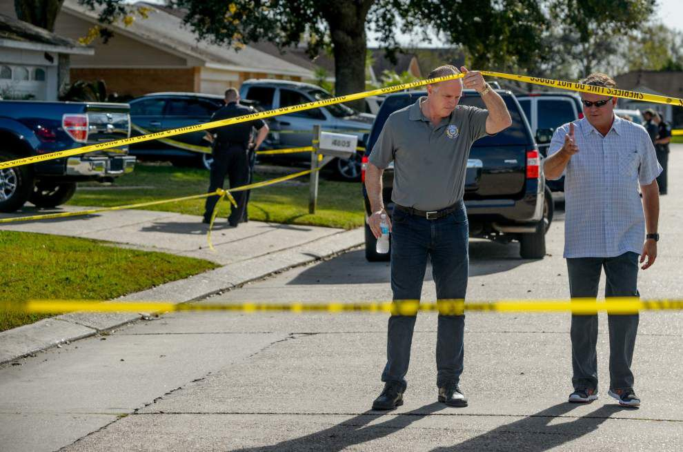 'Brutal' slaying leaves 2 kids, parents dead in apparent Marrero murder-suicide Sunday _lowres