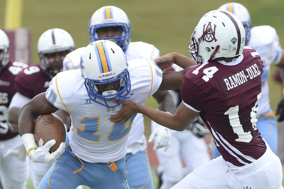 Jackson State at Southern: Les East goes Next Level on kicking away from Willie Quinn is easier said than done _lowres