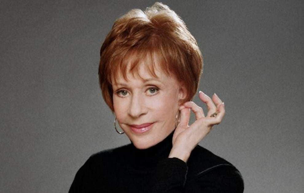 Carol Burnett honored by Jimmy Stewart Museum _lowres