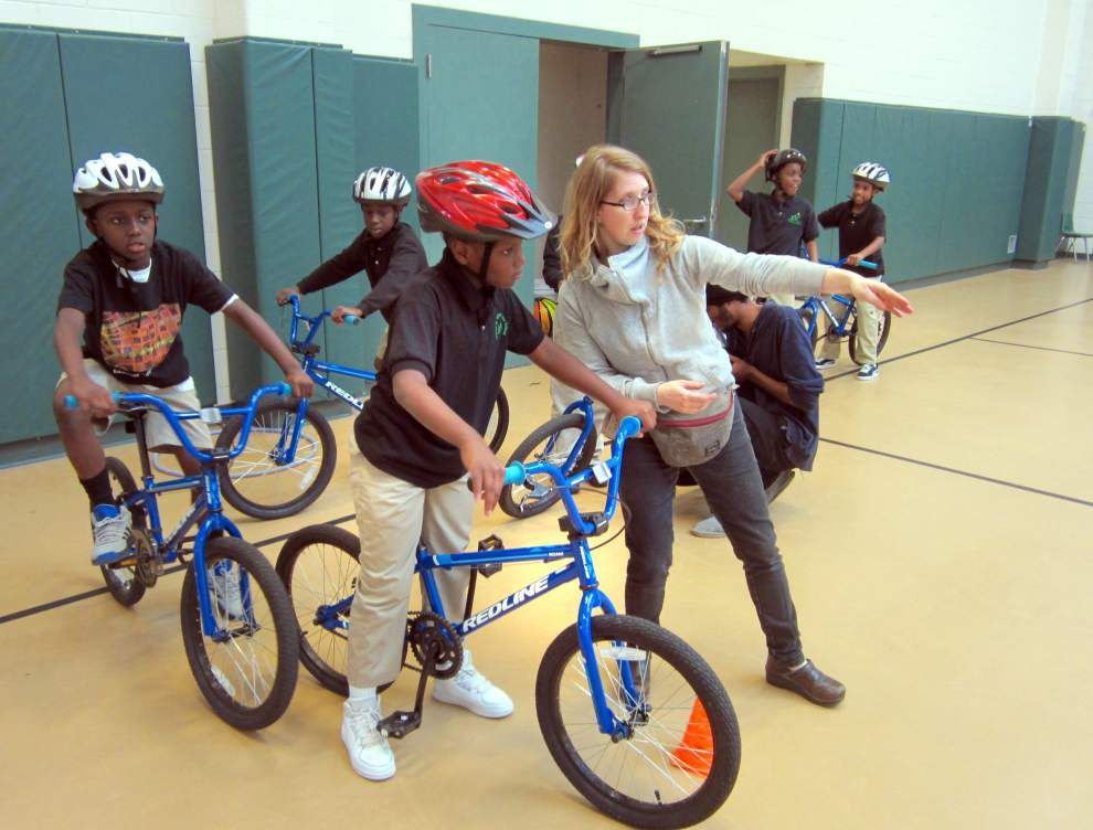 Bike Easy group looks to teach youth safe practices _lowres