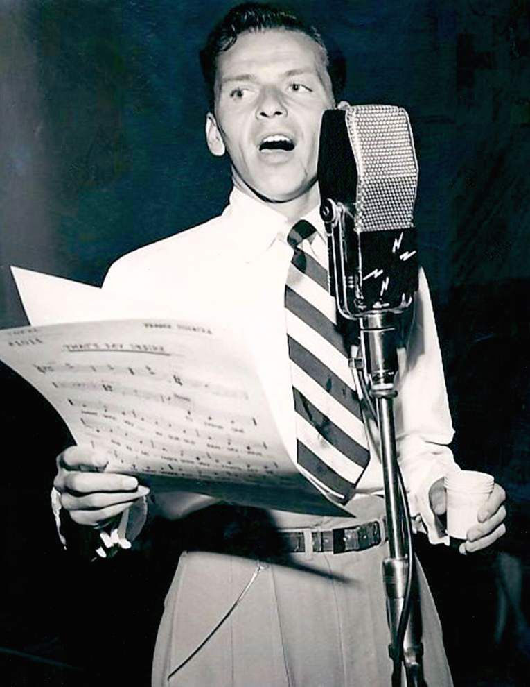 Local musical luminaries pay tribute to Sinatra _lowres