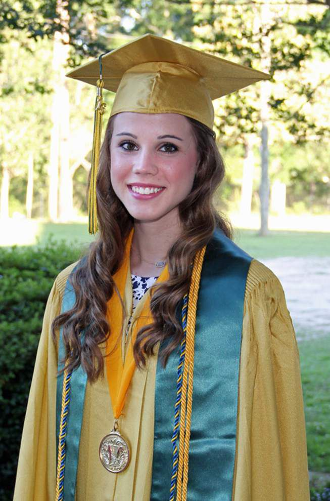 Silliman grad awarded Lane Auxiliary scholarship _lowres