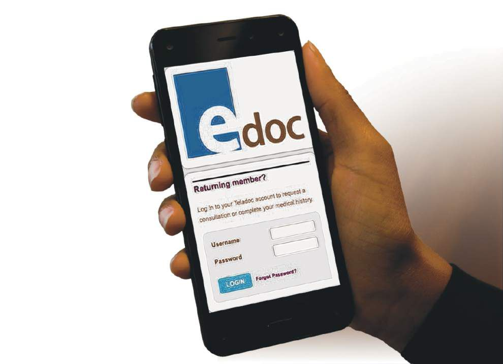 E-Doc takes house calls: Visit a physician with new smartphone app _lowres