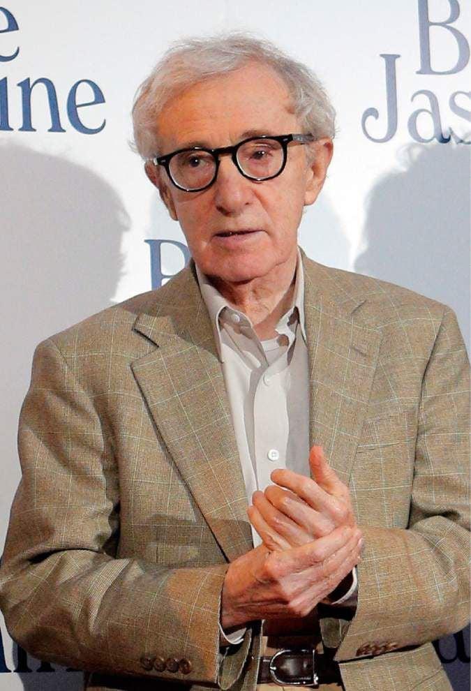 Woody Allen: Farrow claims 'untrue,' 'disgraceful' _lowres