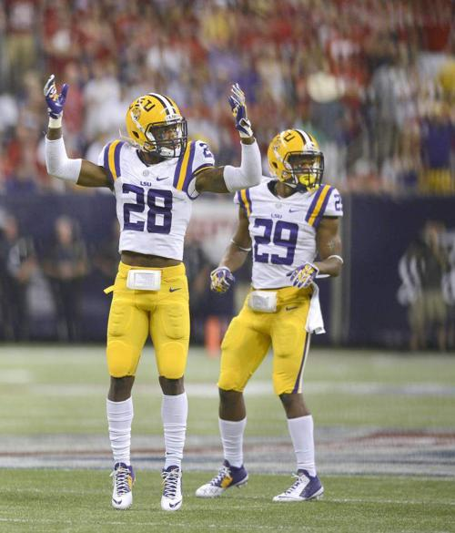 Who's D-B-U? LSU safety Rickey Jefferson has more to add _lowres