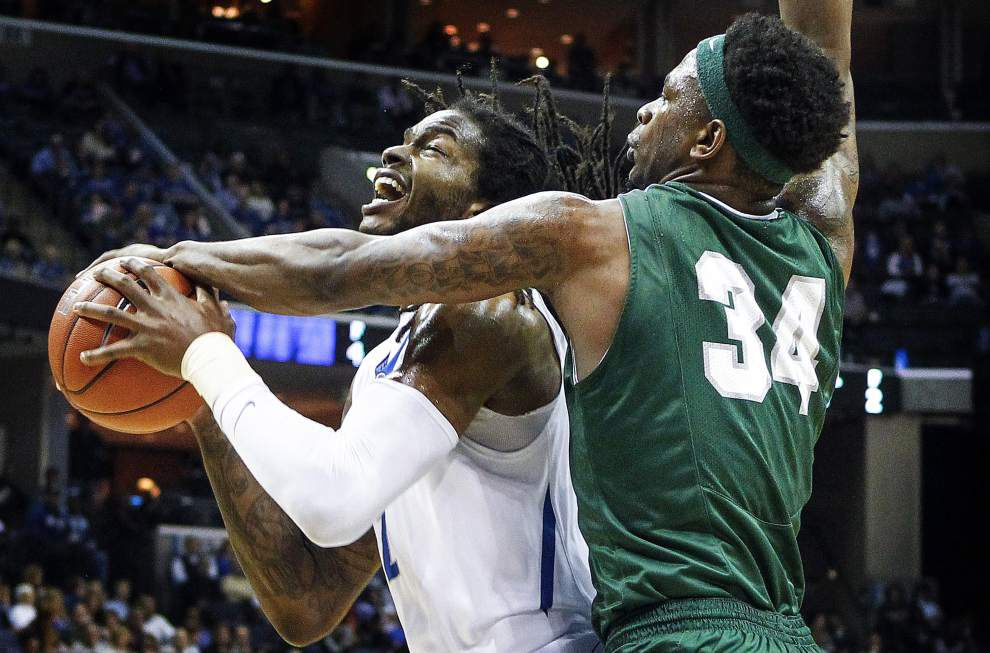 After massive win at Memphis, Tulane men are proving their potential _lowres