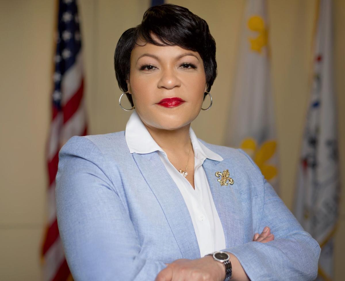 New Orleans Mayor LaToya Cantrell.1