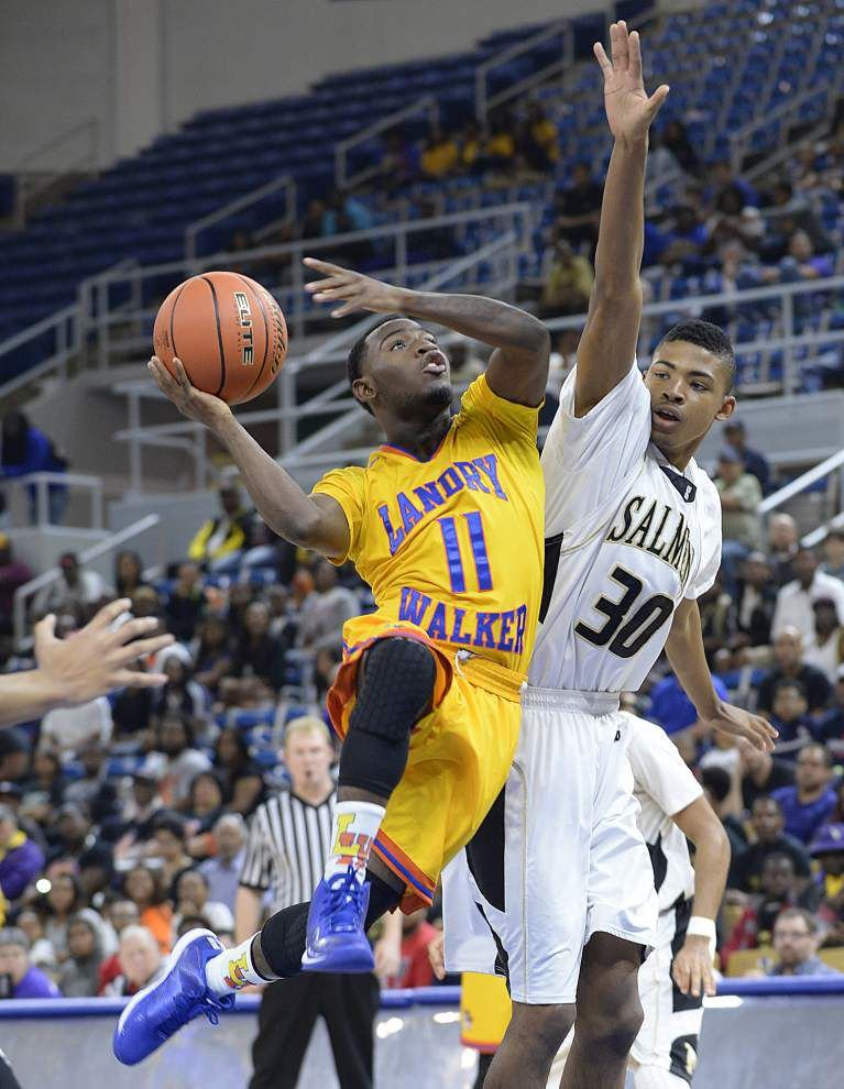 Keytaon Thompson's follow at buzzer lifts Landry-Walker to state title _lowres