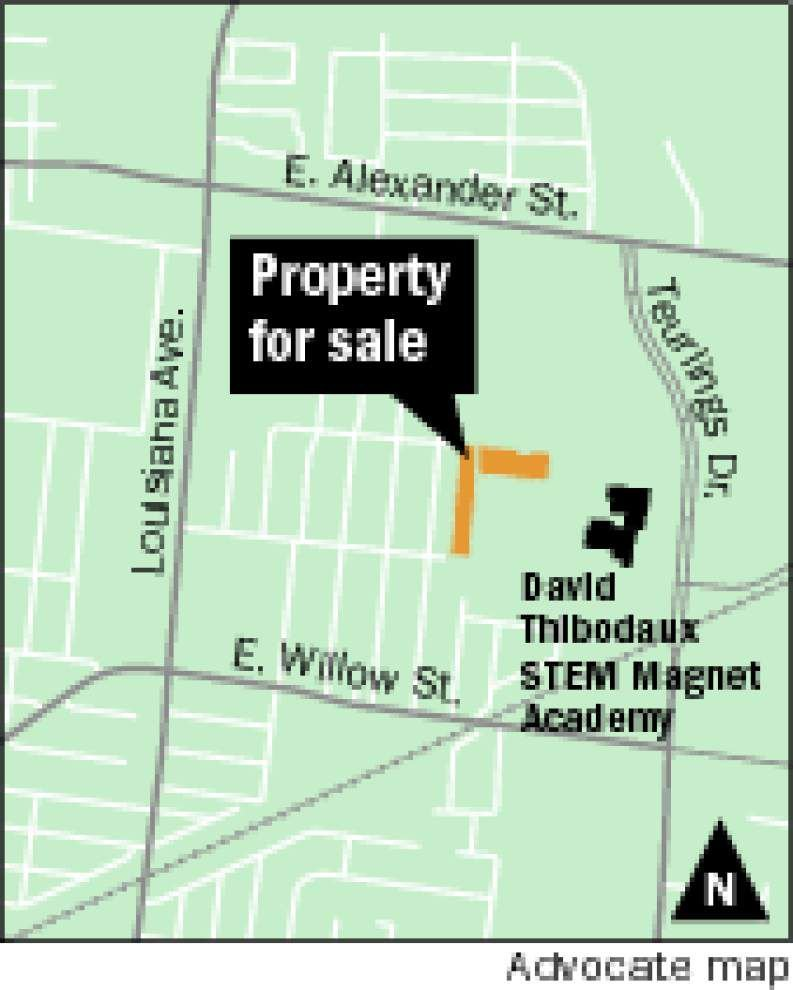 Lafayette board eyes purchase of two parcels behind STEM academy _lowres