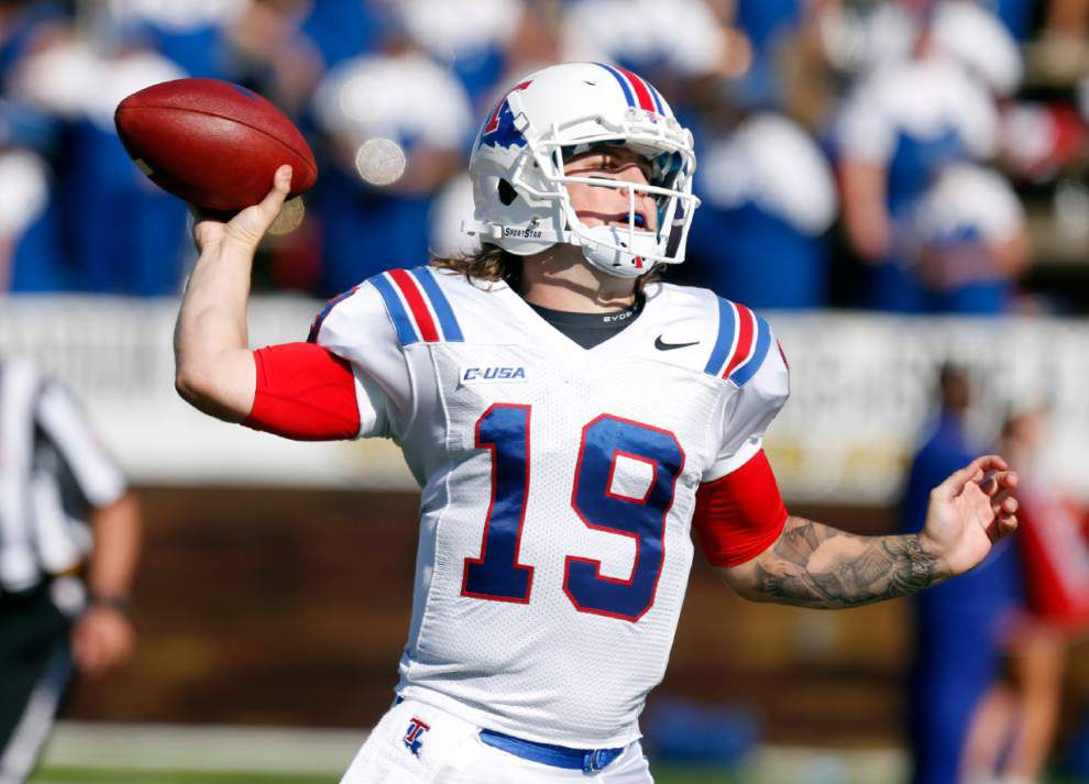 Louisiana Tech tops Southern Miss _lowres